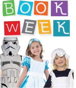 August 21, Bookweek Dress Up Parade